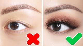 HOW TO: Apply Eyeshadow For Beginners | Chiutips