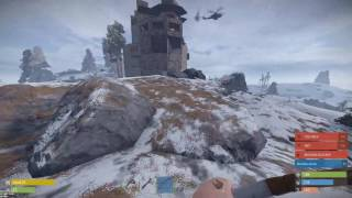 Bows in an AK world...(Rust Dual Survival) #7