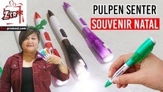 Pulpen senter souvenir natal Review by zeropromosi.com