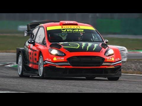 Monza Rally Show 2018: Thursday Tests - Fiesta WRC Plus