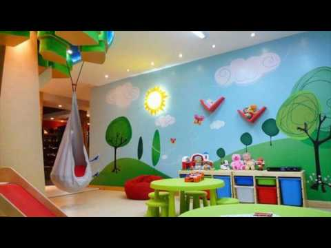 Decorating Kids Rooms With Wall Stickers