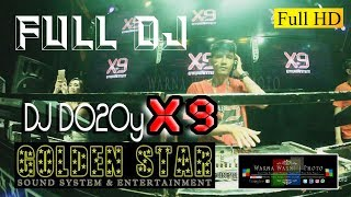Gambar cover GOLDEN STAR Anvsry & Launch' X9 Ent _ Dj.Dodoy_X9
