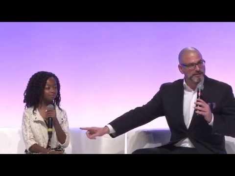 Michael David Palance Interviews Skai Jackson and Kiya Cole