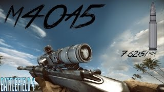 Quick Sniper : A Battlefield 4 Montage