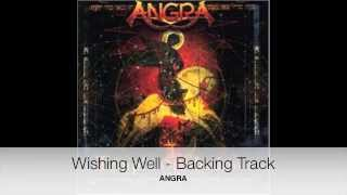 Angra - Wishing Well - Backing Track (Mario Peres)