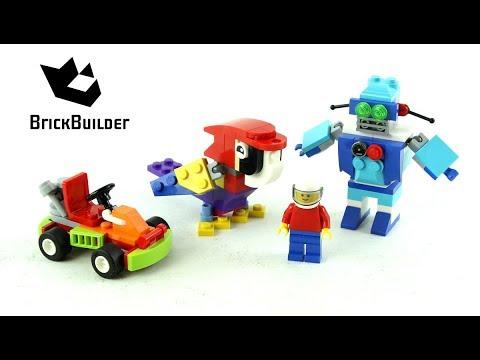 Vidéo LEGO Classic 10402 : Les jeux du futur
