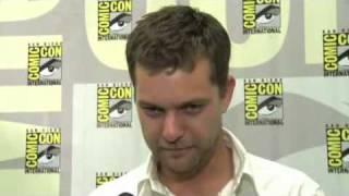 Interview de Joshua Jackson et Anna Torv - Comic Con 2010