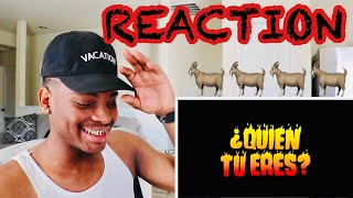 Quien Tu Eres? - Bad Bunny | X 100PRE | REACTION