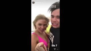 Luisa Sonza E Gabi Luthai Dançando Funk De Biquini