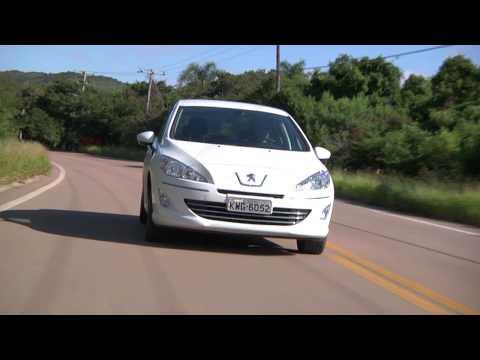 TEST DRIVE - PEUGEOT 408