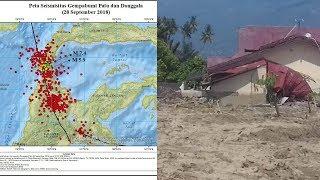 Penjelasan Sutopo Soal Gempa Susulan di Sulteng: Gempa Adalah Hal yang Alamiah