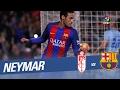 El gol de Neymar en el Granada CF vs FC Barcelona, - Vídeos de Goles de Neymar del F.C. Barcelona