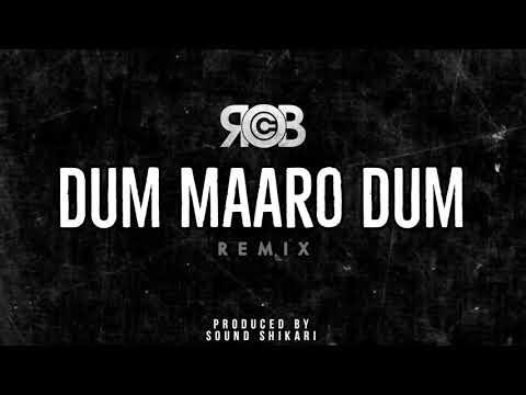 Rob C - Dum Maaro Dum (Remix) | Bollywood Remix | Latest Hindi Rap Songs 2019