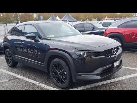 Mazda MX-30 Electric 2020
