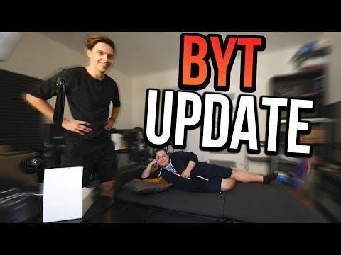 Spousta nových věcí | Byt Update