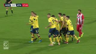 Modena-Vis Pesaro 3-1, highlights