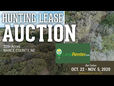 320+/- Acres Nance County, NE