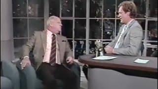 Don Rickles Letterman 1987