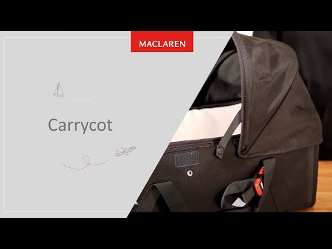 Maclaren Carrycot Assembly