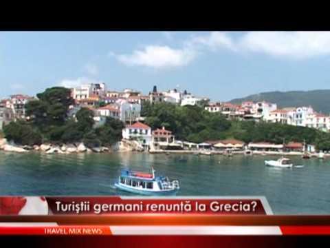 Turistii germani renunta la Grecia?
