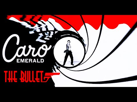 Caro Emerald - The Bullet (as Bond Theme) #Caro007