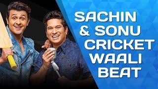 "Sachin Tendulkar collaborates with Sonu Nigam, makes his singing debut. The first line of the song -- ""Gendaayi, bala ghuma, mara chaka, Sachinnn..Sachinnn...nacho nacho sab cricket wali beat pe..."" -- was sung by Tendulkar."
