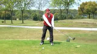 preview picture of video '114 Golf Swing No.10 351Y Par4 Shanghai Country Club'
