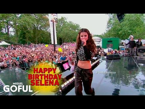 Selena Gomez - Love You Like A Love Song (Live At Good Morning America 2013)