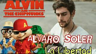 Alvaro Soler   La Libertad Ft Alvin And The Chipmunks