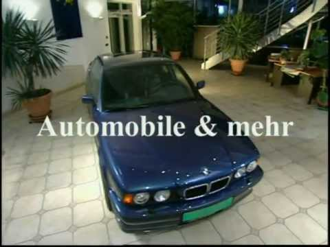Alpina (Tuned BMW Manufacturer) History Lesson