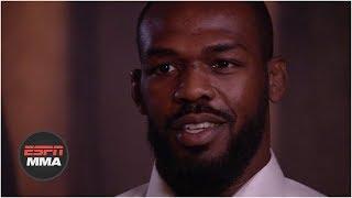 Jon Jones Wished He Was More Nervous Ahead Of Thiago Santos Fight   UFC 239   ESPN MMA