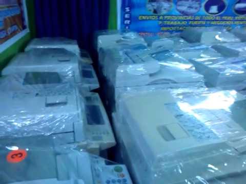 venta de fotocopiadoras-lima gratis-inversiones letich