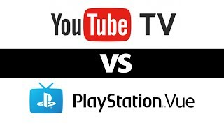 Playstation Vue vs Youtube TV (HTPC Edition)