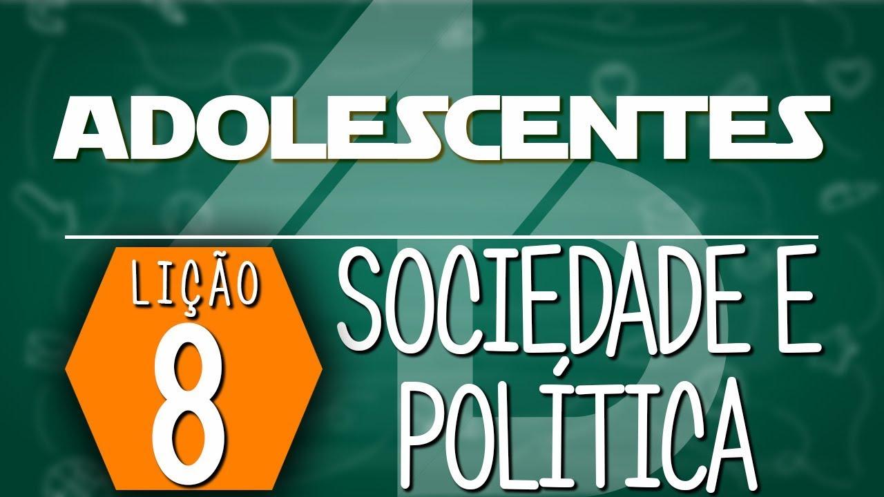 Sociedade e politica