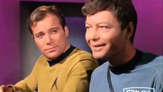 Bones Doctor McCoy: I'm a doctor not a...