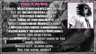 Ab-Soul - D.R.U.G.S. [Lyric Video]