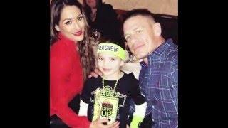 Nikki Bella  / John Cena instagram