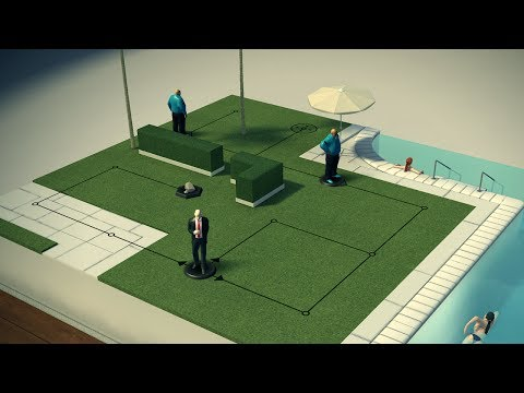 Vídeo do Hitman GO