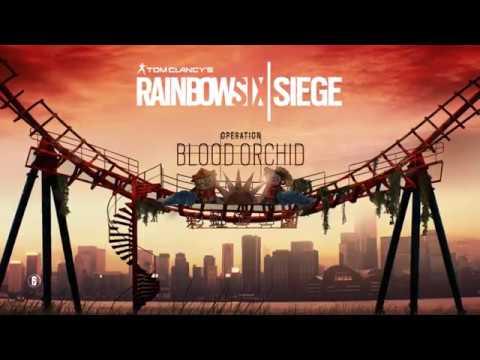 Rainbow six siege - Alpha pack - got a chameleon skin for
