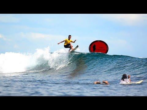 Surfing: Marihatag Surfing Challenge 2014