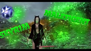 Skyrim Mod Maleficent Ps4