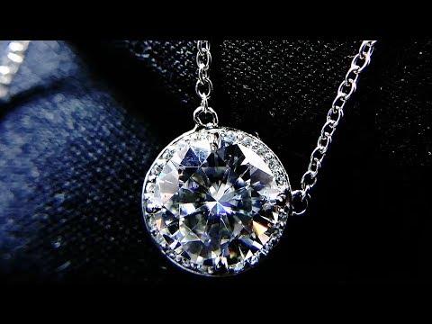 Custom Moissanite & Diamond ring - 7/7/17 - смотреть онлайн