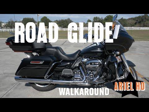 Pre-Owned 2017 Harley-Davidson Road Glide Ultra