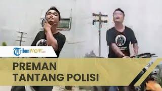 Viral Video Preman Palak Pedagang Tantang Polisi, Minta Rp2 Ribu untuk Pembinaan Organisasi