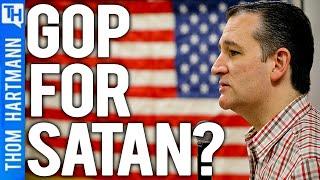Are Republicans Appropriating Pagan Symbols?