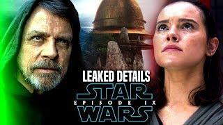 Star Wars Episode 9 The New Jedi Order! Leaked Details Revealed (Star Wars News)