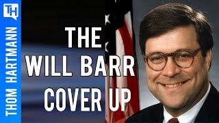 Was William Barr Hired to Terminate Mueller Investigation?