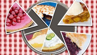 12 Summer Pie Recipes  | Fruit and Dessert Pies Super Compilation | Well Done