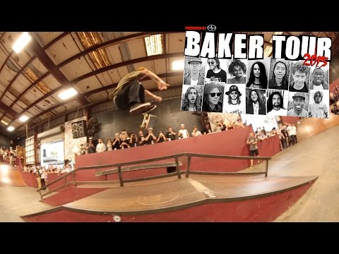 Baker Demo at SPoT