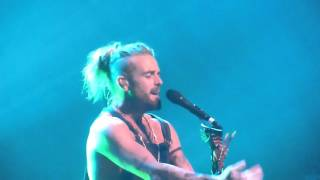Xavier Rudd   Come Let Go    Live At AB Brussel 19 04 2016
